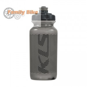 Bidon MOJAVE TRANSPARENT GREY 0,5L KELLYS