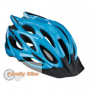 Kask rowerowy DYNAMIC LIGHT BLUE KELLYS