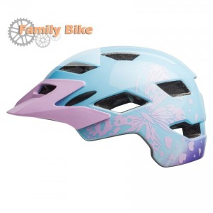 Kask BELL SIDETRACK JUNIOR GLOSS LILAC