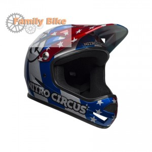 Kask BELL SANCTION FULL FACE CIRCUS